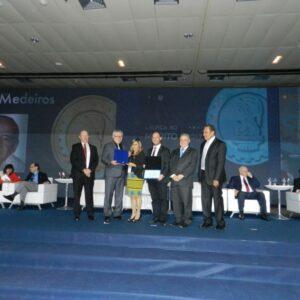 Na 74 ª edição da Soea, em Belém, presidente Evandro Alencar presta homenagem a engenheiro pernambucano
