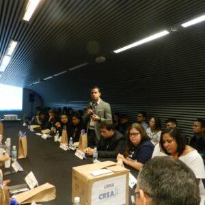 CREA Júnior realiza eleição para escolha de coordenadores nacionais