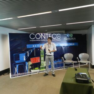 Engenheiro Erison Barros, inspetor do CREA-PE em Carpina, tem trabalho premiado no 4º Contecc