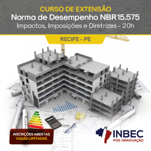 INBEC realiza curso de extensão sobre a Norma de Desempenho NBR 575