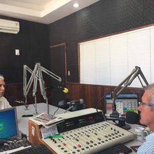 Gerente de Fiscalização do CREA-PE fala, na Rádio Folha, dos perigos de construções e reformas sem acompanhamento de profissionais habilitados