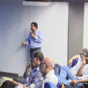 Tecnologias de Pescas Oceânicas e suas funcionalidades foram discutidas no auditório do Conselho