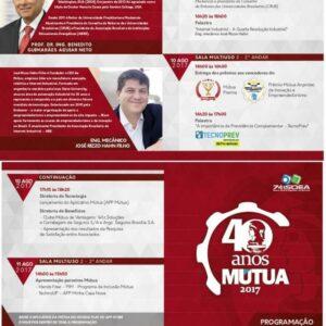 Delegações dos Creas estão convidadas para a programação da Mútua na 74ª SOEA