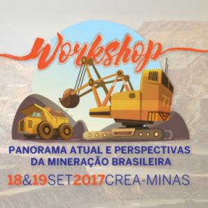 Presidente do CREA-PE participa de Workshop promovido pelo CONFEA e CREA-MG