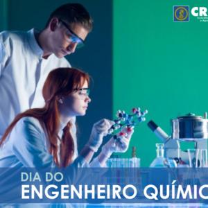 Hoje é Dia do Engenheiro Químico