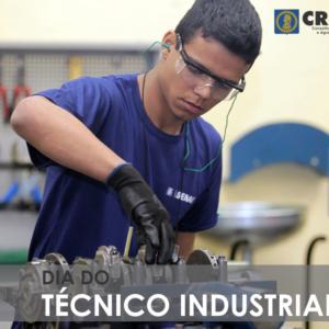 O CREA-PE celebra o Dia do Técnico Industrial