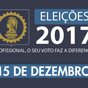 Profissionais têm até hoje (16.11) para regularizarem anuidades e votarem no pleito do dia 15 de dezembro