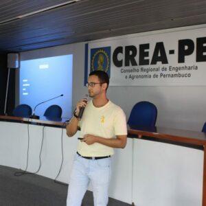 CREA-PE realiza Campanha de Combate ao Suicídio e oferece palestra sobre o tema