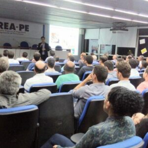 Startup Molegolar foi debatido no Terça no CREA