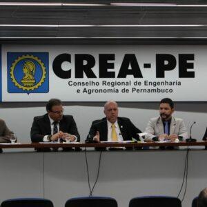 Conselhos Regionais de Fiscalização Profissional sediados em Pernambuco discutem o Projeto de Lei do Senado No 280/2017