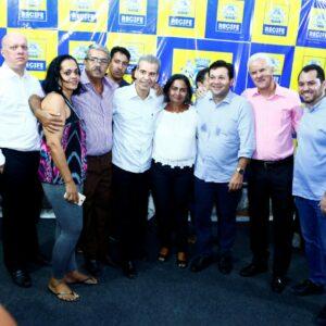 Waldir Costa Filho participa de evento da prefeitura na Zona Norte do Recife