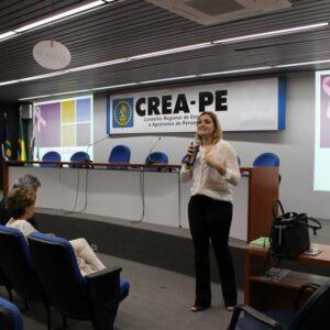 CREA-PE reúne colaboradores em ação da Campanha do Outubro Rosa