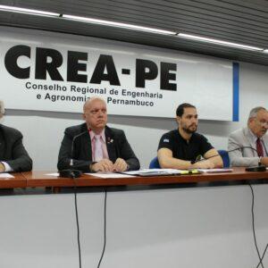 CREA-PE reúne Conselhos para mobilização contra o PLS 280/218 e demais dispositivos legais que dispõe sobre a atuação dos órgãos de classe