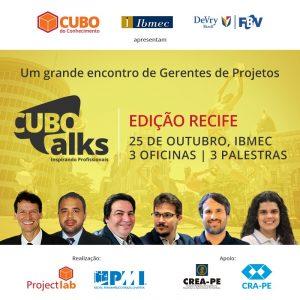 13ª edição do CUBO Talks chega ao Recife