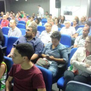 Tecnologias e Sistemas de Alarme de Incêndio foram debatidos em palestra no Terça no CREA