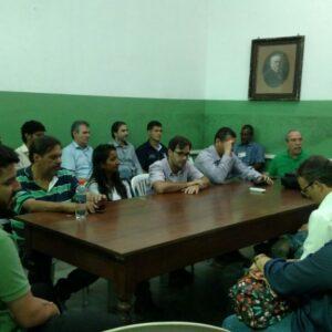 Voluntários do Sistema CONFEA/CREA chegam à cidade de Catende