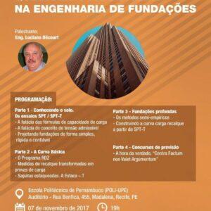 Recife recebe a 13ª Palestra Milton Vargas da ABMS – 2017