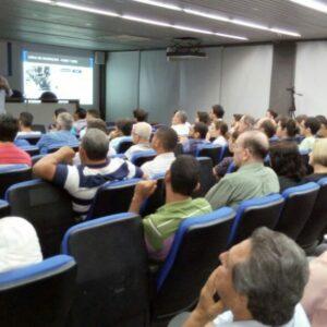 Terça no CREA teve palestra sobre Concreto Protendido com Monocordoalha Engraxada