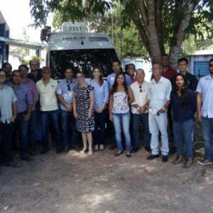 Projeto Mata Sul do CREA-PE começa a ser realizado em Ribeirão