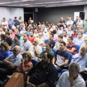 Potencial brasileiro na produção de Energia Eólica foi debate no Terça no CREA