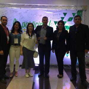 CREA-PE participa de Conferência Nacional dos Conselhos Profissionais em Brasília e é premiado