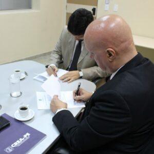 CREA-PE e Ministério Público firmam convênio
