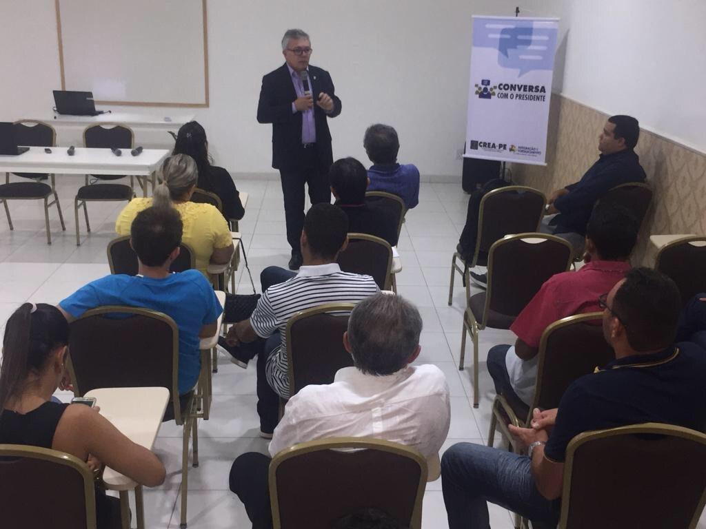 """Read more about the article Na última sexta (19), Evandro Alencar encerrou a primeira etapa do """"Conversa com o Presidente"""" no Sertão"""
