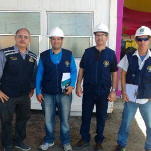 CREA-PE realiza vistorias para o carnaval de Pernambuco