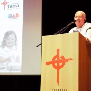 CREA-PE comparece a evento e promove campanha da Fundação Terra