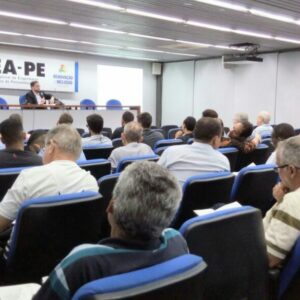 Terça no CREApromove debate sobre futuro do Recife
