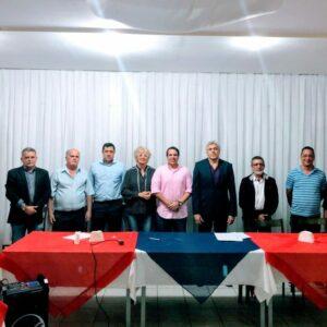 CREA-PE parabeniza Presidente da Associação Pernambucana de Engenheiros Florestais