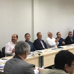 Conselheiro do CREA-PE comparece ao Encontro Nacional de Coordenadoria deCâmaras Especializadas de Engenharia Civil(CCEEC), no Acre