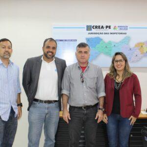 CREA-PE e PMI renovam parceria