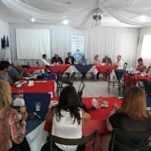 Conselheiro André Lopes representa CREA-PE em palestra sobre o Parque Boa Viagem