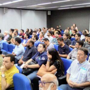 CREA-PE recebe palestra sobre desempenho acústico em edifícios residenciais