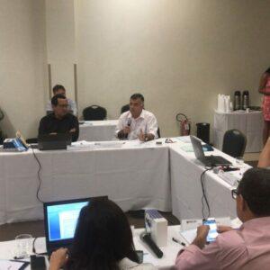 Lideranças do CREA-PE participam da 1ª Reunião Ordinária do Colégio de Presidentes dos Creas do Nordeste