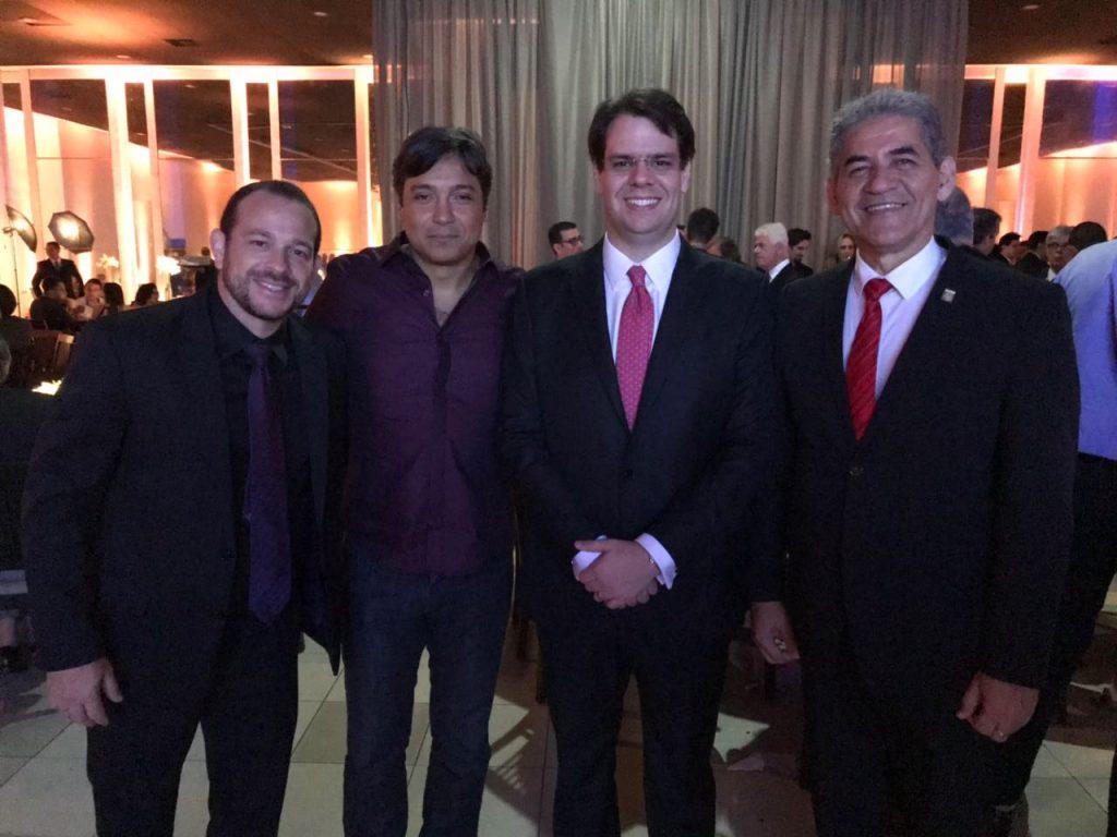 Read more about the article Representantes do CREA-PE comparecem a cerimônia de posse do novo Presidente da ADEMI-PE
