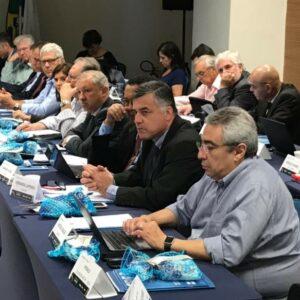 Lideranças do CREA-PE participaram de Reunião do Colégio de Presidentes, em Maceió