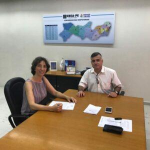 CREA-PE e Plotjet firmam parceria