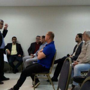 Conversa com Presidente visita Arcoverde