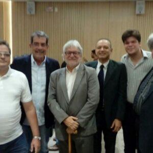 1º Diretor Administrativo do CREA-PE participou de audiência pública na ALEPE