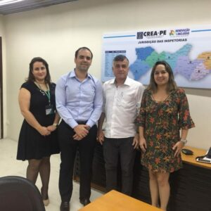 CREA-PE e All Care/Unimed firmam parceria