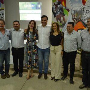CREA-PE participa de palestra promovida pela AEDA/Faciagra com Mychel Ferraz do Ministério da Agricultura