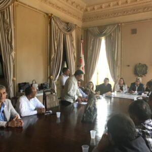 CREA-PE participa de comissão que luta pelas estradas da integração do Araripe
