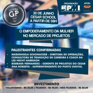 PMI realiza a 5ª edição do evento Lidera GP