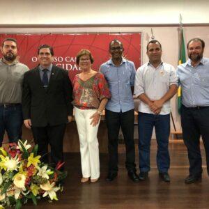 Representantes do CREA-PE participam de evento sobre a importância das inspeções prediais para a segurança da sociedade