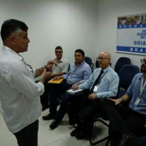 Presidente em exercício visita o município de Goiana