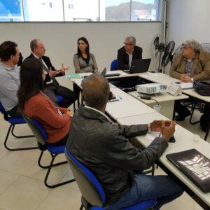 CREA-PE visita Conselho paranaense visando melhores práticas na fiscalização