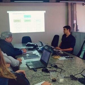 Setor de Fiscalização do CREA-GO é visitado pelo Conselho pernambucano