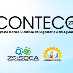 Contecc 2018 bate recorde e recebe 673 inscrições para o congresso